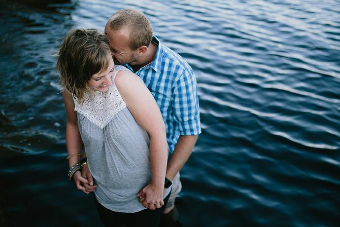 Wilderness Couple Portraits - Eben & Salinda