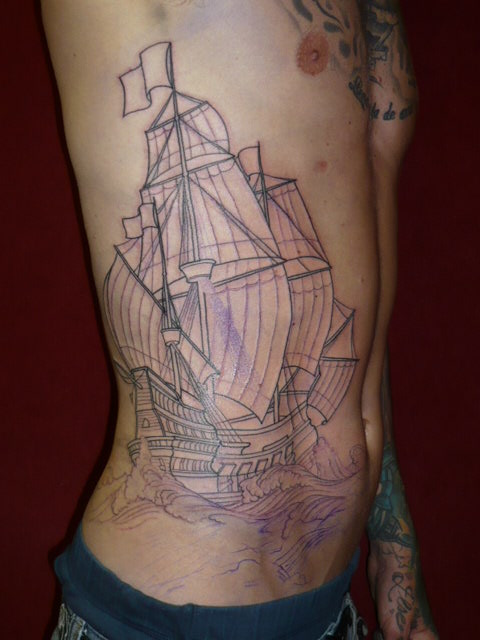 school ship galleon pictures to pin on pinterest tattooskid. Black Bedroom Furniture Sets. Home Design Ideas
