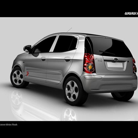 thumbnail for Kia Picanto ( STRIKER )