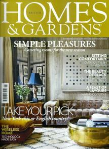Thumbnail for HOMES & GARDENS - NOV 2013