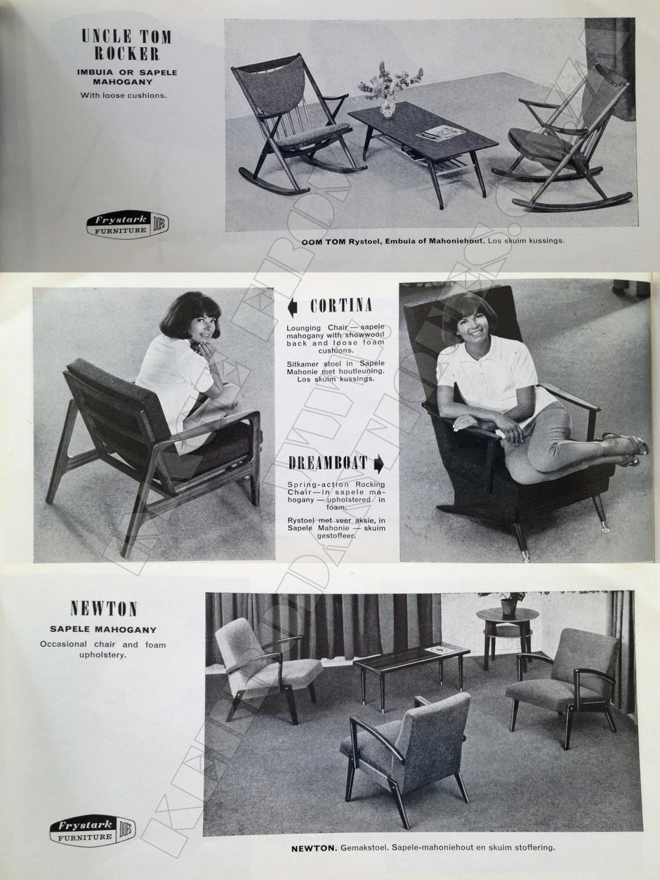 Frystark Mid Century Furniture