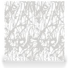 Splatter on White Dior