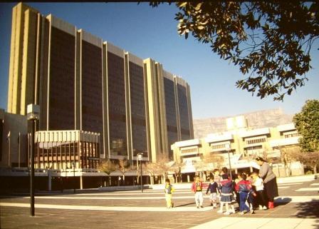 Cape Town Civic Center