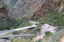 The magnificent Meiringspoort - linking the Little and Great Karoo's