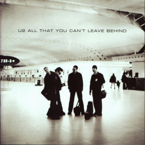 U2 - All That You Can't Leave Behind [2000]