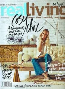 Thumbnail for REAL LIVING AUSTRALIA - AUG 2013
