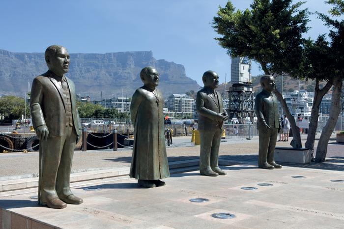 SA's Nobel Peace Prize Laureates - Albert Luthuli, Desmond Tutu, FW de Klerk, Nelson Mande