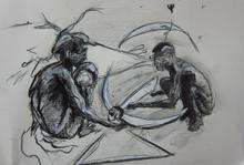 Thumbnail for Naga Shawls - Kohima IND 2012