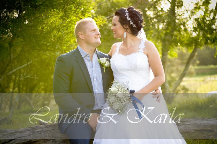 Thumbnail for Landre & Karla's Wedding