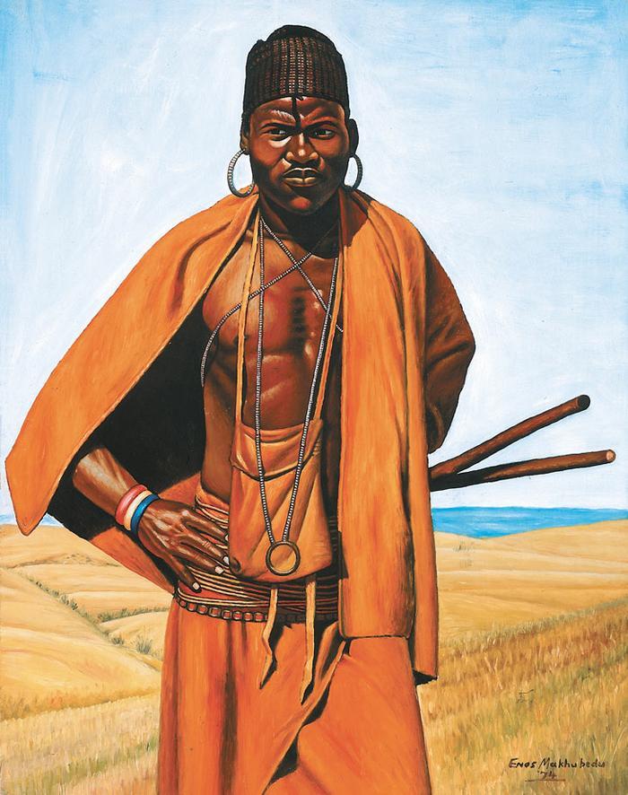 African herder (1974)
