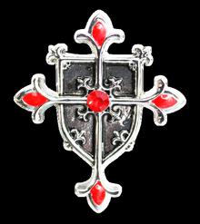KT04 Shield Cross