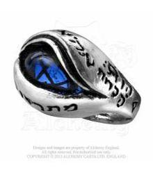 R124 Angel's Eye ring