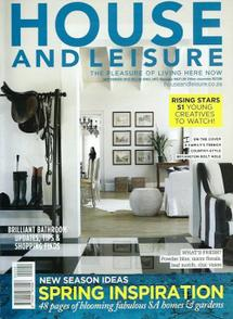 Thumbnail for HOUSE & LEISURE - OCT 2013