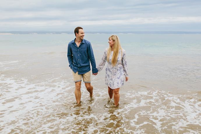 Vleesbaai Couple Portraits - Hennie & Lirie