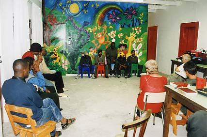 HOKISA Home inside: A meeting