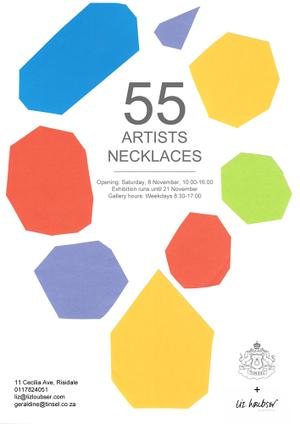 Thumbnail for 55 artists 55 necklaces
