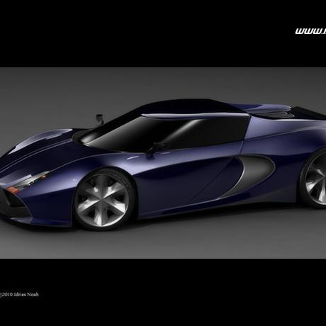 thumbnail for Lotus Europa Concept