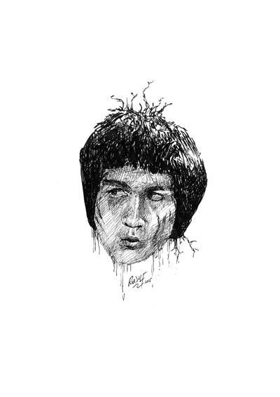 Bruce Lee - Actor / Martial Artist