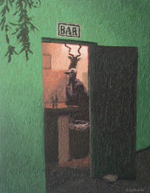 Bar, Gobabis - SOLD