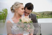Thumbnail for Kobus & Anja's Wedding