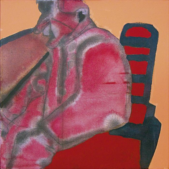 Robert Hodgins:  An old man remembering - SOLD