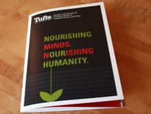 Tufts Friedman School of Nutrition's new viewbook