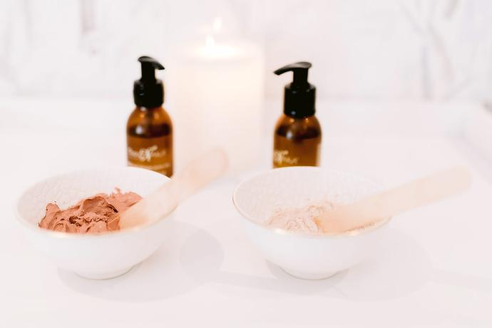 Spa Treatment and Marketing Images