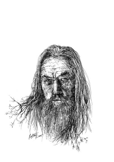 Ghandalf - Character / Lord of the Rings