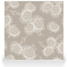 Garden Bloom - parchment_silver