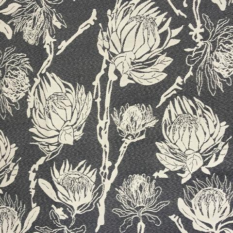 Protea - Reverse Indigo
