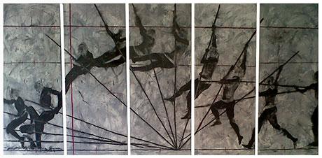 Artist:Riaan van Zyl-Moving-Forward