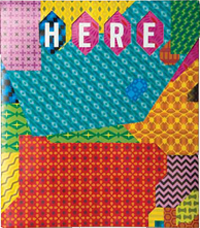 Where It's At - curated by Richard Hart, designed by disturbance, published by Design Indaba