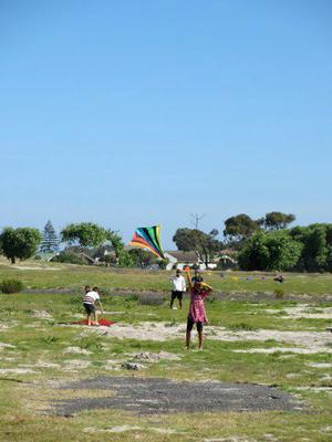 Thumbnail for Flying Kites at Princess Vlei