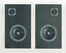 Stereo (diptych)