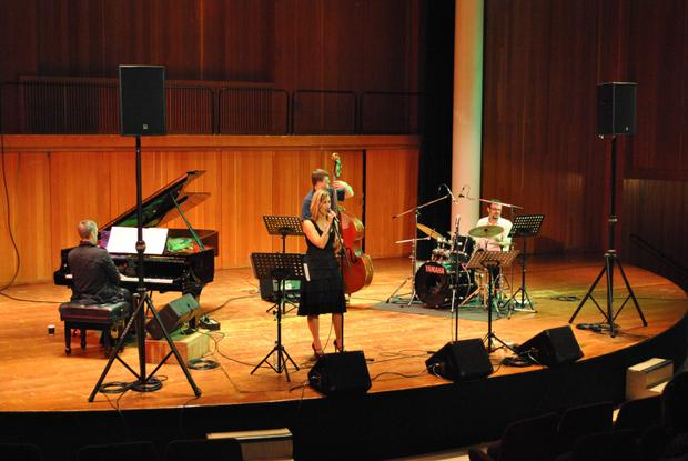Lisa Bauer Quartet - Vocal Masters Recital at the Baxter Theatre 2010