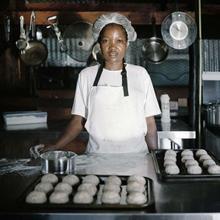 thumbnail for Baker | Camp Kalahari | Makgadikgadi Pan | Botswana