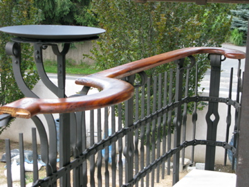 Private Commission: Balustrade, New York