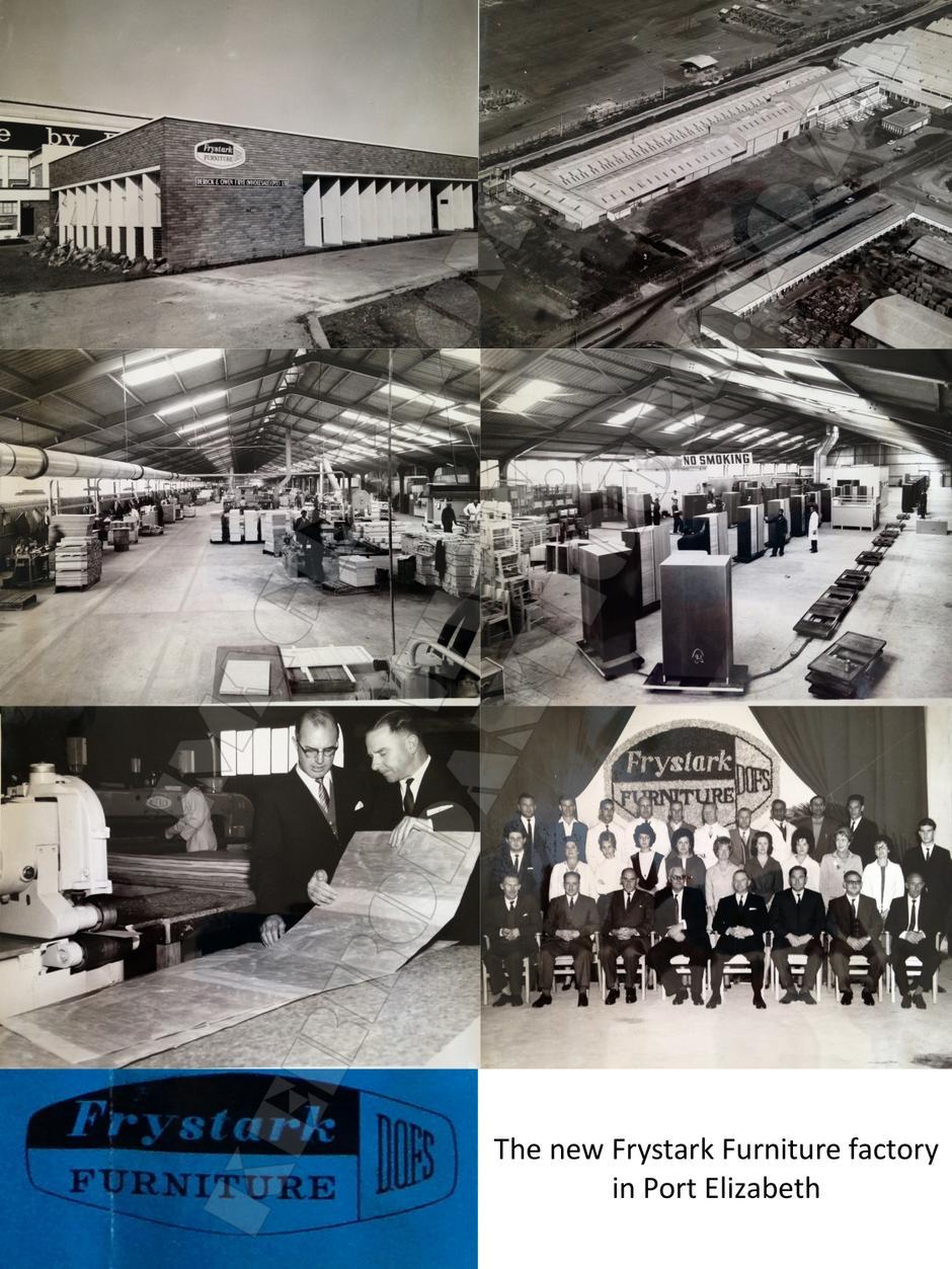 A Little History - Frystark Furniture page 6