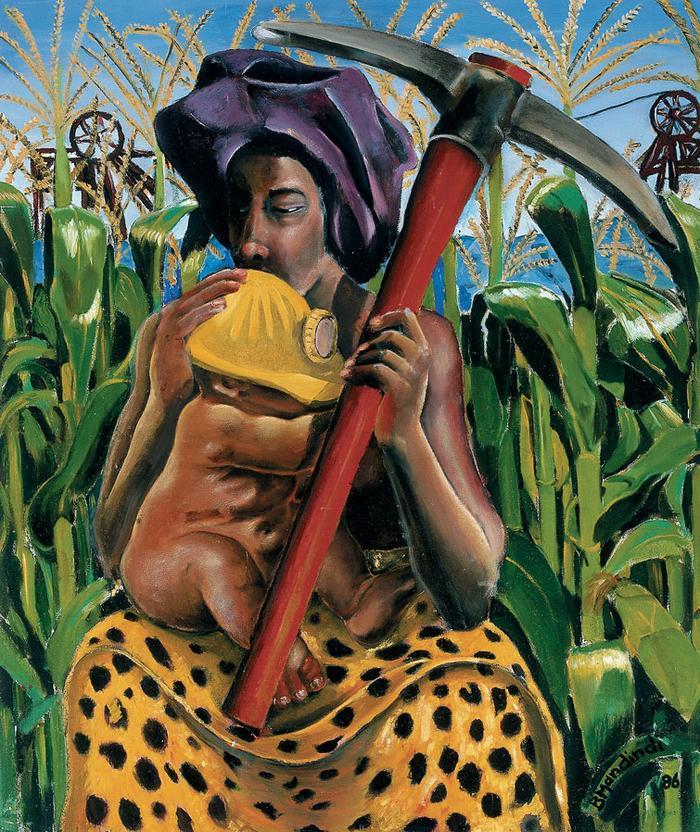 African Madonna (1986)