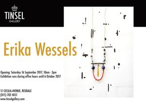 Thumbnail for Erika Wessels