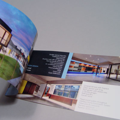 thumbnail for showhouse brochure spread