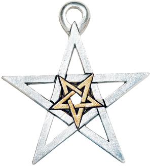 PR11 Double Pentagram R390