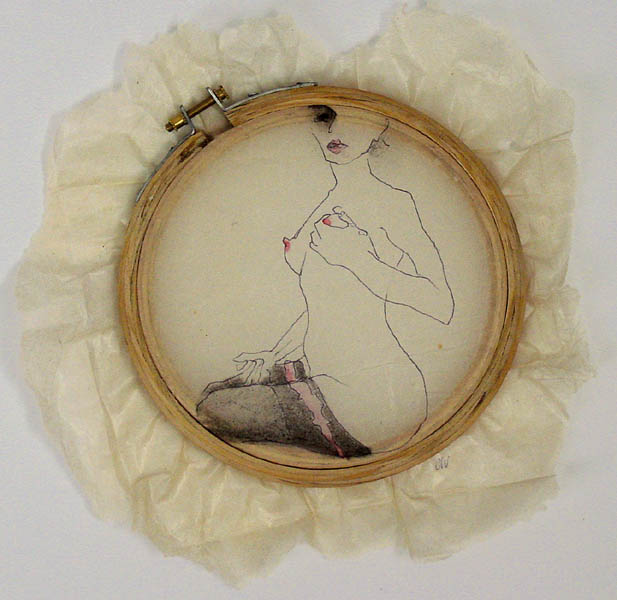 Embroidery Ring 1