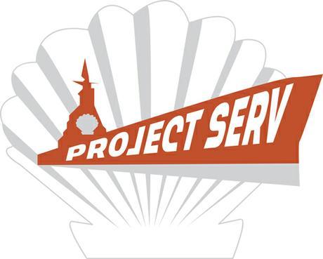 thumbnail for SERV logo for use on dark background
