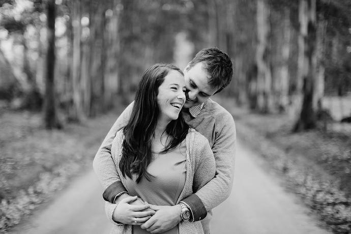 Wilderness Engagement Shoot - Marius & Luzanne