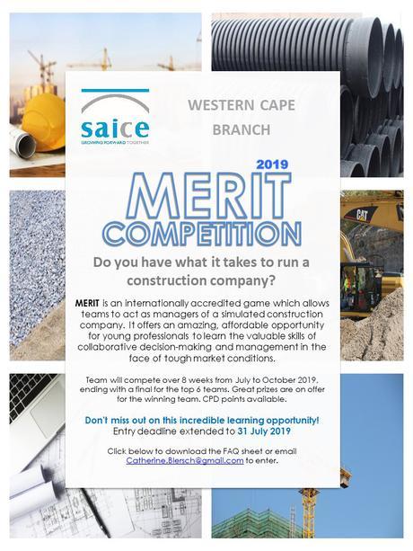 MERIT Competition - SAICE WC Branch