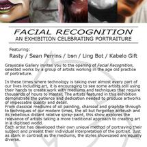 Thumbnail for 2011-07 | Facial Recognition @ Grayscale Gallery, Johannesburg