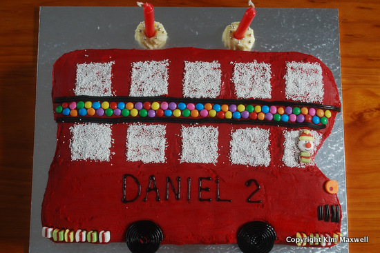 FlavourCape FlavourBlog RECIPE Birthday Beer Box Bus Cake
