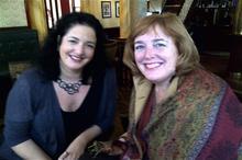 Lisa & Mary