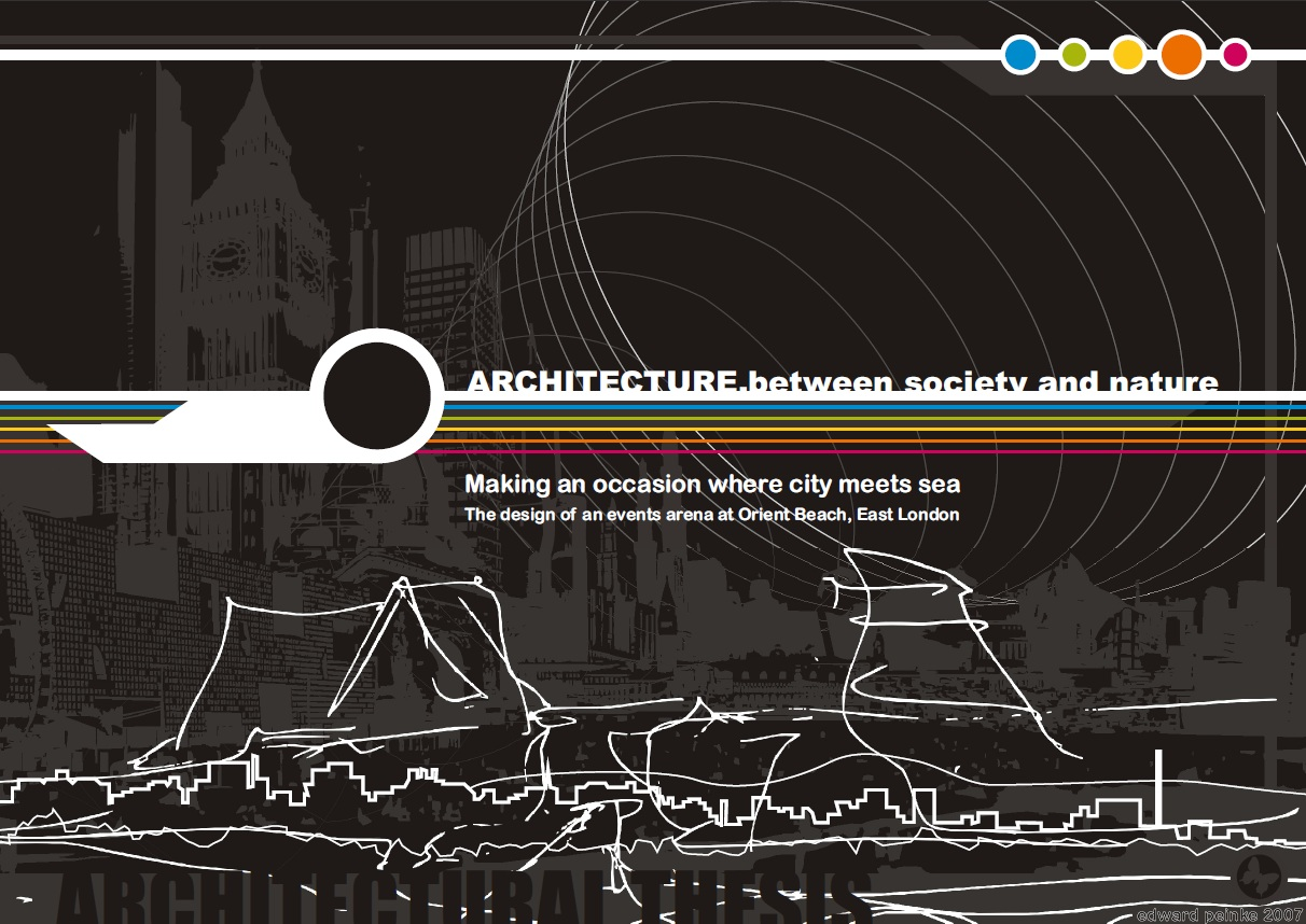 architecture thesis project